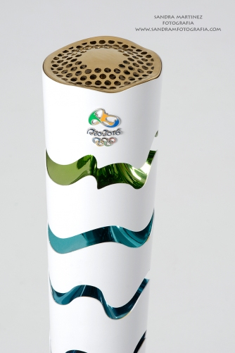 Antorcha Olimpica de Rio