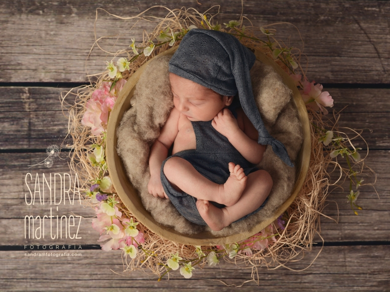 Sesión Fotografica Newborn