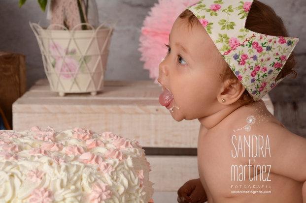 sesion smach cake-fotos vintage