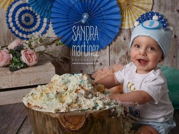 sesion Smach cake-primercumpleaños